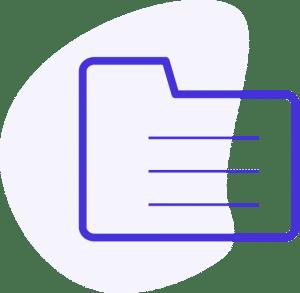 עיצוב פולדר לעסק - מותג ישראלי